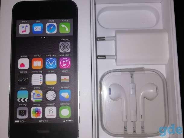Смартфон Apple iPhone 5s 16GB Space Gray, фотография 4