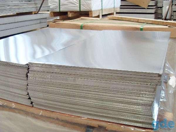 Лист алюминиевый (гладкий, глянцевый) от 0,5мм до 5мм. Нал/Безнал, фотография 1