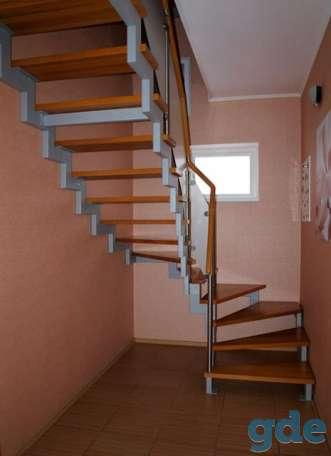 металлический каркас для лестниц Ивацевичи, фотография 3