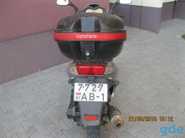 Скутер, фотография 5