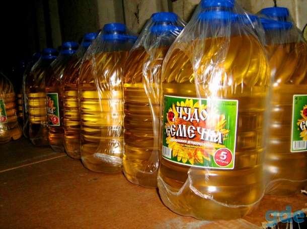 Продам масло подсолнечное очищенное, фотография 3