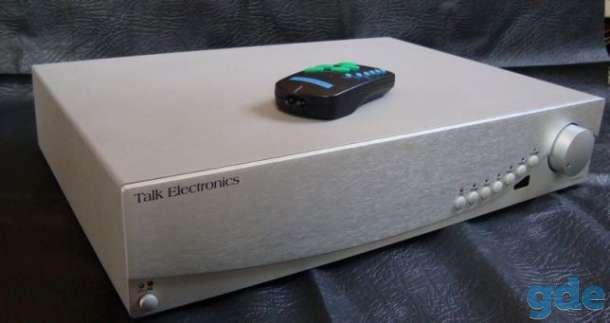 Усилитель Talk Electronics Cyclone 1., фотография 1