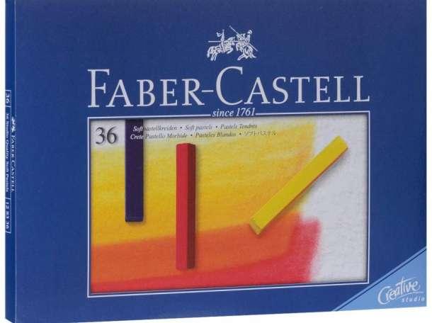 Faber-Castell Пастель сухая мягкая , фотография 1