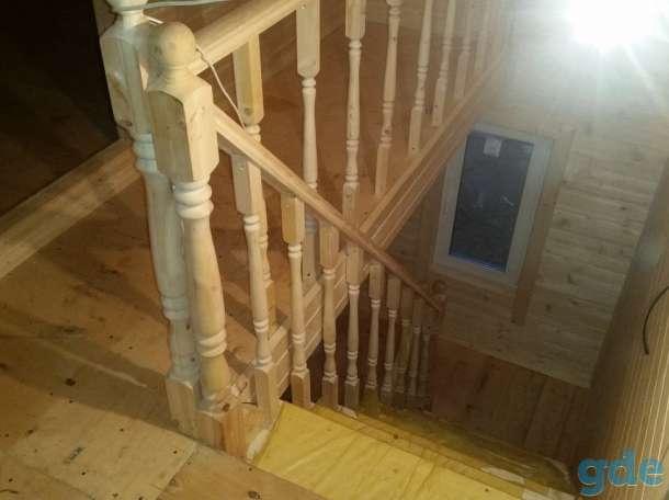 Каркасный Дом под ключ 8х10 м проект Галифакс в Кричеве, фотография 10
