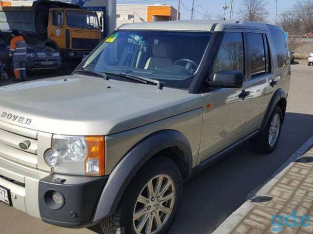 Land Rover Discovery III-2008, фотография 1