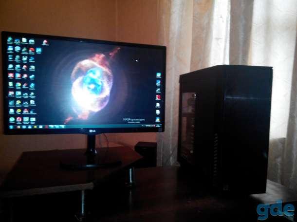 Продам компьютер и монитор, фотография 1