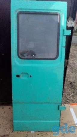 Дверь мерседес-410 дубль кабина, фотография 1
