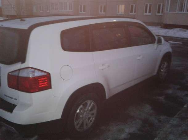 автомобиль Chevrolet Orlando , фотография 4