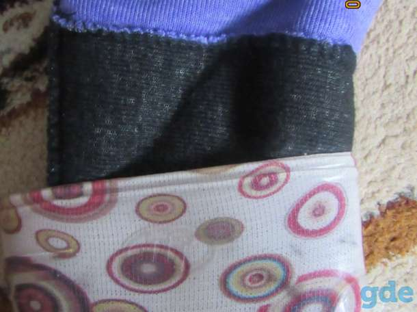 Детские утепленные резиновые сапоги, фотография 2