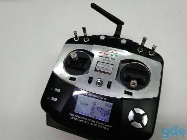 Мультипротокольная аппаратура jumper t8sg+приёмник, фотография 2