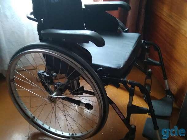 Инвалидная коляска,пантера, фотография 1