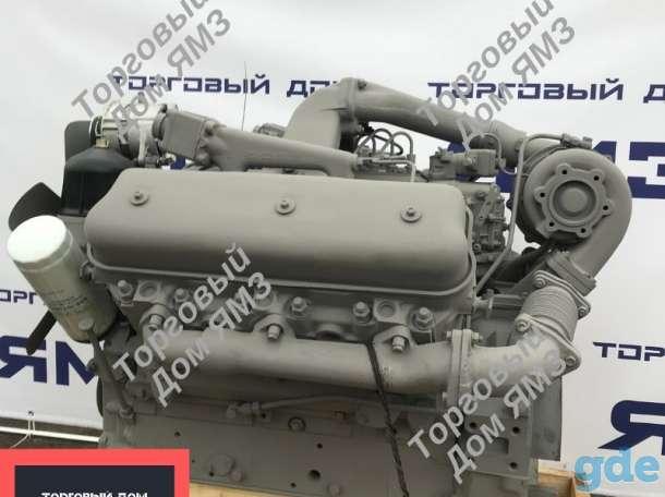 Двигатель ЯМЗ 236НЕ Турбо, фотография 5