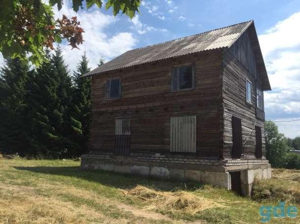 Продаётся дом у озера в деревне Гирины мядельского района, фотография 3