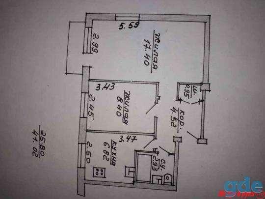 Продается 2-комнатная квартира по ул. Правда., фотография 1