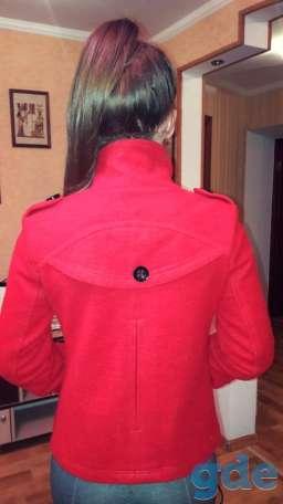 Пальто Max Mara(итальянский бренд) !!!ОРИГИНАЛ!!! 42-44, фотография 2