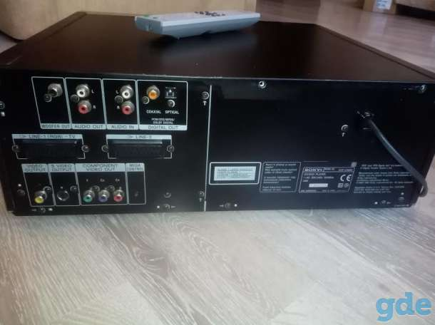DVD-Player на 301 диск Sony DVP-CX860, фотография 5