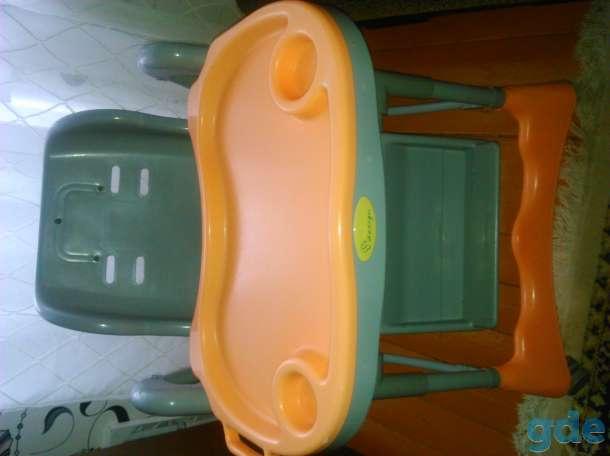 стульчик для кормления, фотография 1