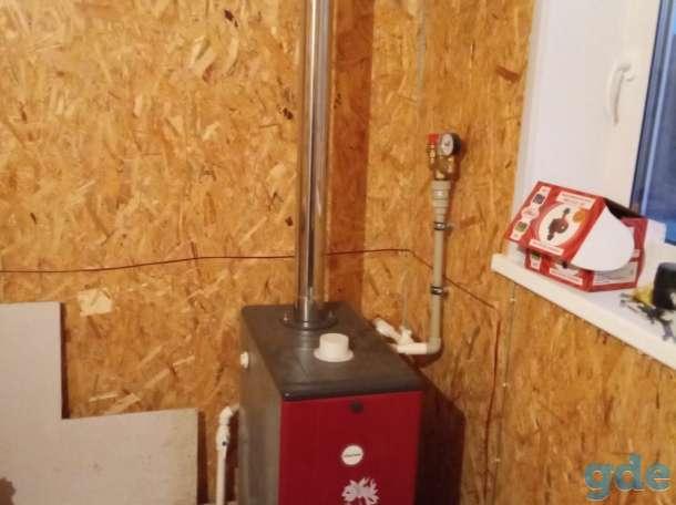 Монтаж отопления на любом топливе: газ, твердое топливо, дизель(жидкое печное),газогенератор, электричество., фотография 6