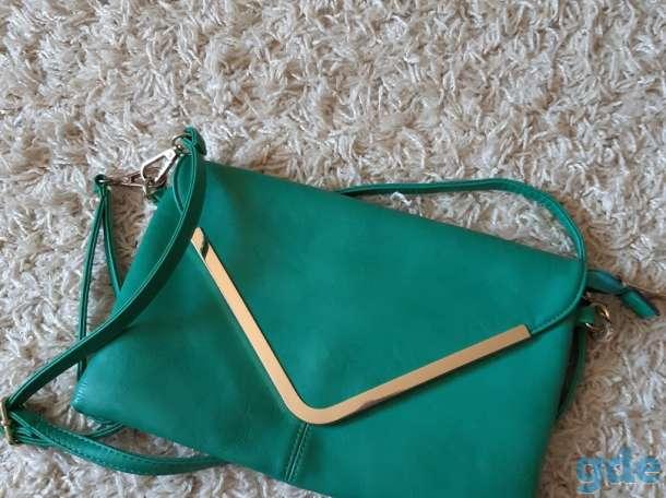 Сумка, клатч, рюкзак, кошелёк, фотография 3