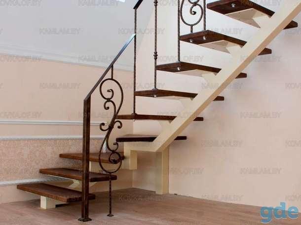 Лестницы и каркасы для лестниц, фотография 1