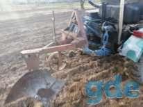 Продам самодельный трактор, фотография 4