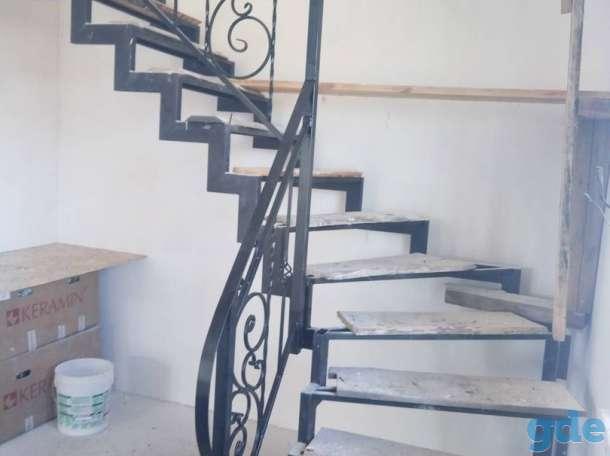 металлический каркас для лестниц Ивацевичи, фотография 2