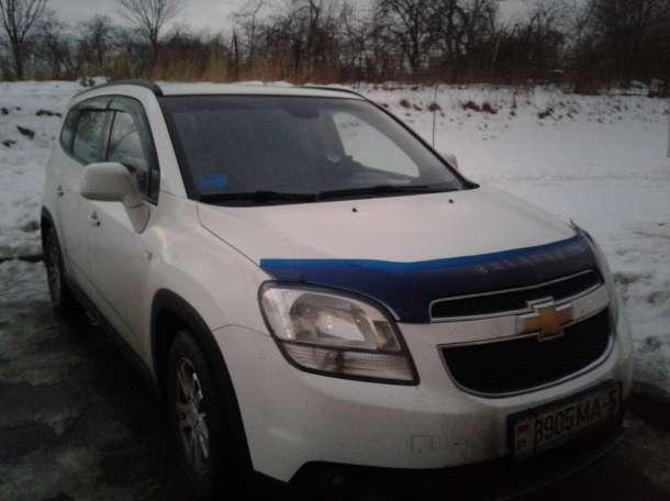 автомобиль Chevrolet Orlando , фотография 6