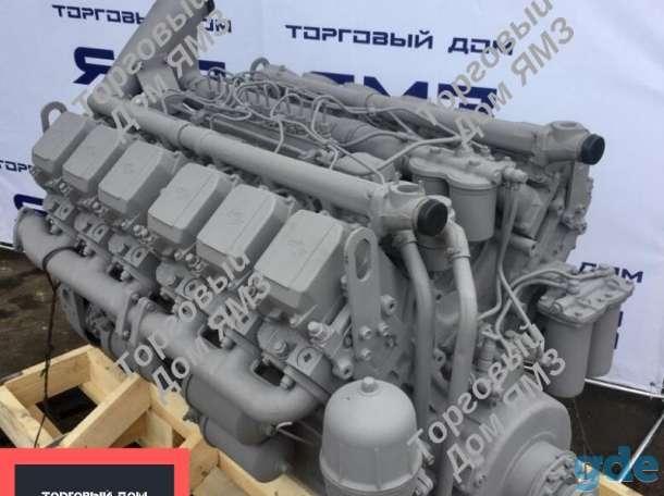 Двигатель ЯМЗ 240БМ, М2, фотография 7