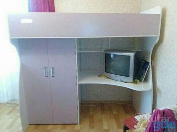 Кровать-чердак, фотография 1