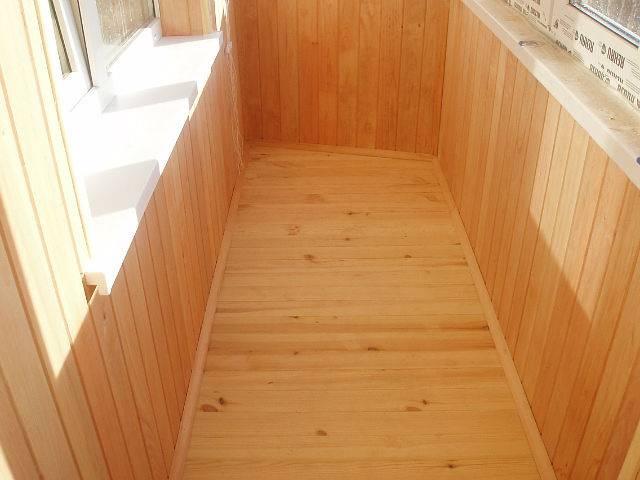Отделка балконов и лоджий - все виды ремонт квартир в минске.